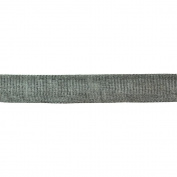 Artistic Wire Mesh 18mm 3.28'/Pkg-Hematite
