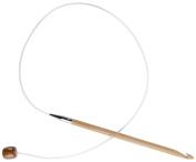 ChiaoGoo 24-Inch Flexible Tunisian Hooks, M13/9mm