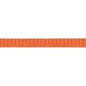 Wired Woven Chevron Stripes 1.6cm X30 Yards-Orange