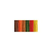 Multi-Purpose Coloured Craft String 29.5'-Darks