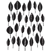 Joggles Stencil 23cm x 30cm -Leaf Specimens