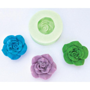 WOW! Silicone Mould-Large Rose