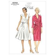 Vogue Patterns V8784 Misses Dress, Size A5
