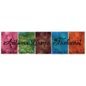 Lindy's Stamp Gang Starburst Spray Set 60ml Bottles 5/Pkg-Autumn Leaves