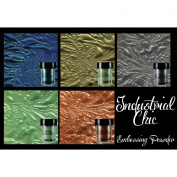 Lindy's Stamp Gang 2-Tone Embossing Powders .150ml 5/Pkg