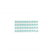 Bling Self-Adhesive Pearls 5mm 100/Pkg
