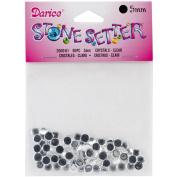 Stone Setter Crystals 90/Pkg-5mm Crystal