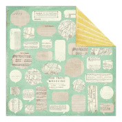Diy Shop Double-Sided Cardstock 30cm x 30cm -Paper Clippings