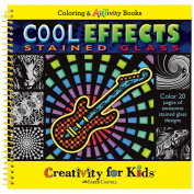 Faber-Castell Creativity for Kids Cool Effects Stained Glass Arts & Crafts