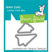 Lawn Cuts Custom Craft Die-Flying By