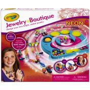 . Jewellery Boutique Kit W/Model Magic-Neon
