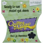 Quilters Hangup, Black