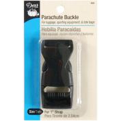 Parachute Buckle For 2.5cm Strap-Black