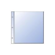 30cm x 30cm 3 Hole Refill Pages-10/pkg