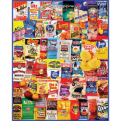 Jigsaw Puzzle 1000 Pieces 60cm x 80cm -Potato Chips