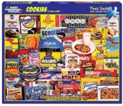 Jigsaw Puzzle 1000 Pieces 60cm x 80cm -Cookies