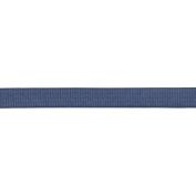 Denim Ribbon 1.6cm X30 Yards-Blue