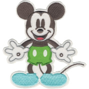 Disney Mickey Mouse Mickey Full Body Iron-On Applique
