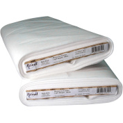 Fusible Non-Woven Lightweight Interfacing 50cm X40yds-White FOB:MI