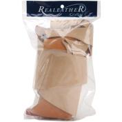 Suede Trim Scrap Bag 240ml-Assorted