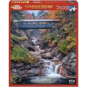 Jigsaw Puzzle 1000 Pieces 60cm x 80cm -Covered Bridge