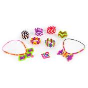 Perler Fun Fusion Fuse Bead Activity Kit-Neon Jewellery