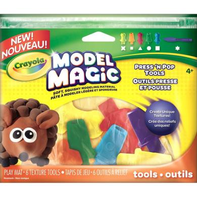 . Model Magic Press 'N Pop Tools