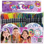 Cool Cord Friendship Bracelet Pack, Cool Cord Makes 100