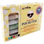 Fuseworks Polar Fuse Glass Powders-Fun