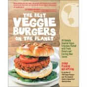 Fair Winds Press Books-The Best Veggie Burgers On The Plan
