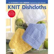 Leisure Arts-Knit Dishcloths