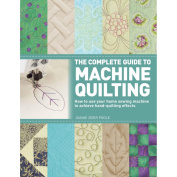 St. Martin's Books-Complete Guide To Machine Quilting