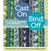 Storey Publishing-Cast On Bind Off