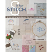 Stash Books-S Is For Stitch