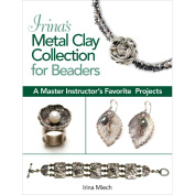 Kalmbach Publishing Books-Metal Clay Collection For Beaders