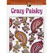 Dover Publications-Crazy Paisley