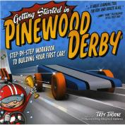 Design Originals-Getting Started In Pinewood Derby