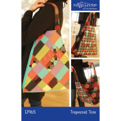 Indygo Junction-Trapezoid Tote