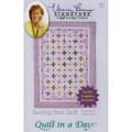 Eleanor Burns Patterns-Swirling Stars Quilt