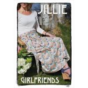Valori Wells Pattern-Jillie Wrap Skirt
