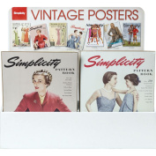 Simplicity Vintage Flat Posters PDQ