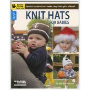 Leisure Arts-Knit Hats For Babies