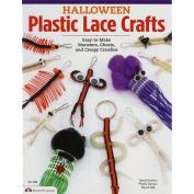 Design Originals-Plastic Lace Crafts For Halloween
