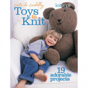 Soho Publishing-Cute & Cuddly Toys To Knit