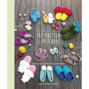 Stewart Tabori & Chang Books-The Knitted Slipper Book