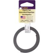 ProMag Adhesive Magnetic Tape-.13cm x 80cm