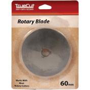 TrueCut Rotary Cutter Replacement Blade-60mm 1/Pkg