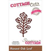 CottageCutz Elites Die 3.3cm x 4.8cm -Harvest Oak Leaf