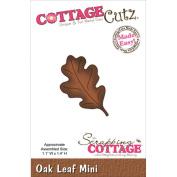 CottageCutz Mini Die 4.4cm x 4.4cm -Oak Leaf