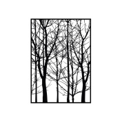 IndigoBlu Cling Mounted Stamp 18cm x 12cm -Bare Forest